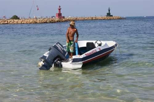 Sea Vacations Mediterranean Boat Powerboat