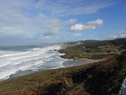 Sea Nature High Tide Vegetation Maritime Landscape