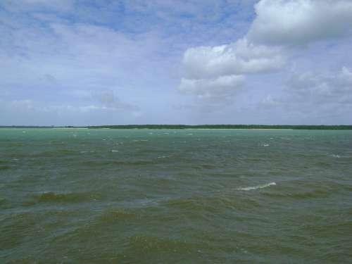 Sea Sun Day Nature Travel Paradise Brazil