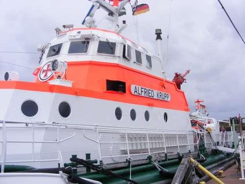 Sea Rescue Ship Distress Rescue Dgzrs