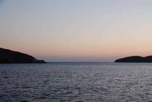 Seafaring Sea Ship Island