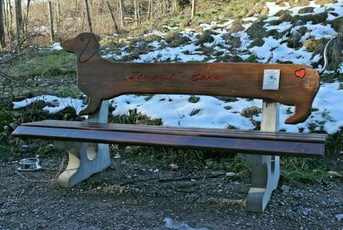 Seat Bench Nature Out Click Sit Rest Bank