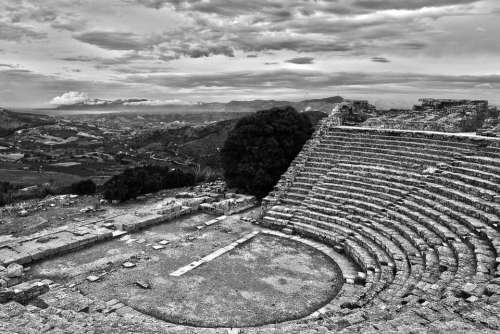 Segesta Teatro Sicily
