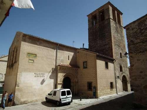 Segovia Spain Tourism