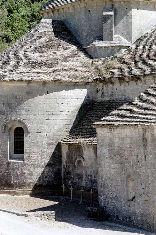 Sénanque Notre Dame De Sénanque Monastery