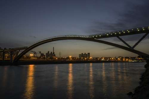 Seonyudo Han River Bridge