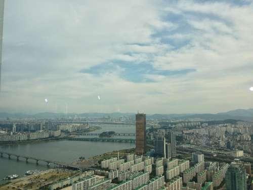 Seoul Scenery Han River