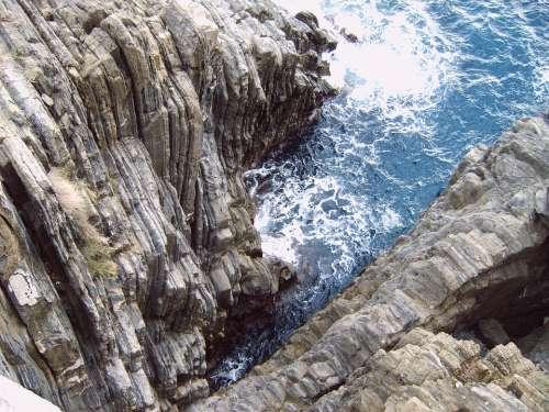 Sestri Levante Italy Coast Sea Water Liguria