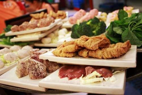 Shabu-Shabu Food Shabu-Shabu Food Mix Food