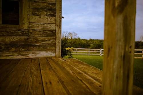 Shack Antique Building Vintage Wooden Rural House