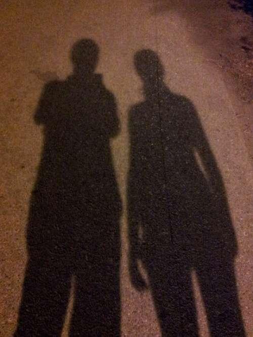 Shadow Figures Human Personal