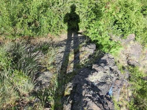 Shadow Human Man Light Outdoor
