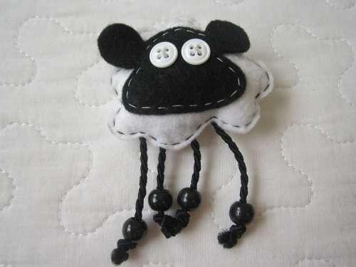 Sheep Crafts Felt
