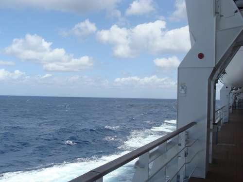 Ship Sea Travel