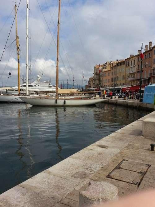 Ship Sea France