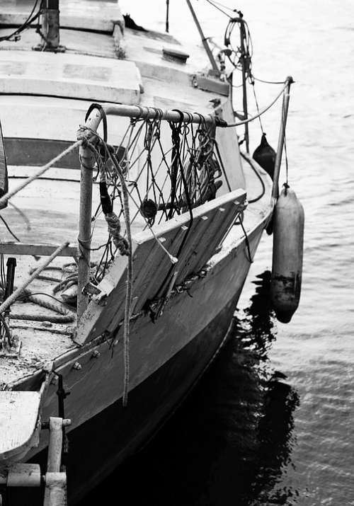 Ship Water Vessel