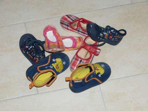 Shoe Shoes Children'S Shoes Child Children Sandal