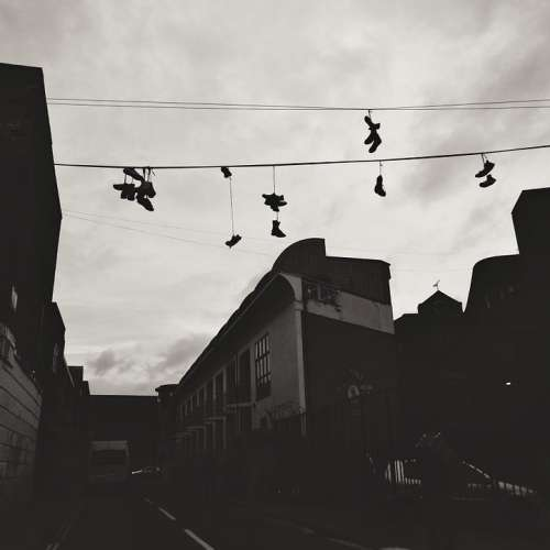 Shoes Trainers Building London Urban Street