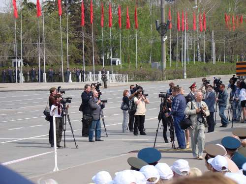 Shooting Cinematographers Photographers Movie Camera