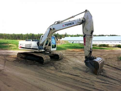 Shovel Sand Sands Sandpit Excavation Digging