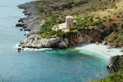 Sicily Landscape Sea