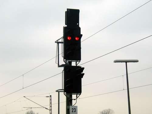 Signal Lamp Beacon Light Signal Train