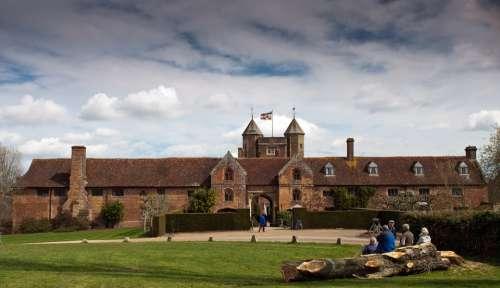Sissinghurst Castle Sissinghurst Castle Kent Tudor