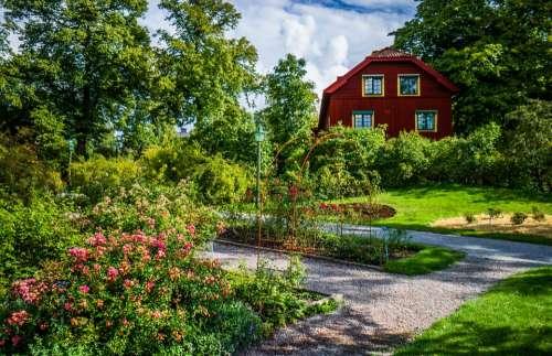 Skansen Sweden Stockholm Scandinavia Swedish House