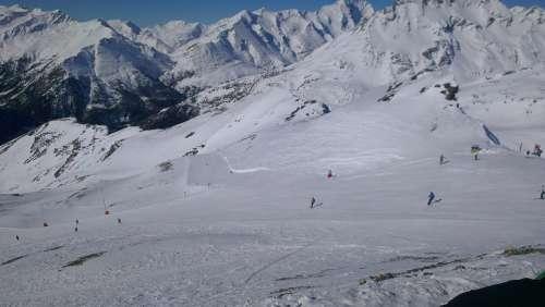 Ski Sports Ski Resort Heiligenblut