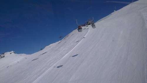Ski Nature Winter Heiligenblut Sports