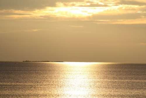 Sky Evening Sky Sunset Landscape Sweden Silent
