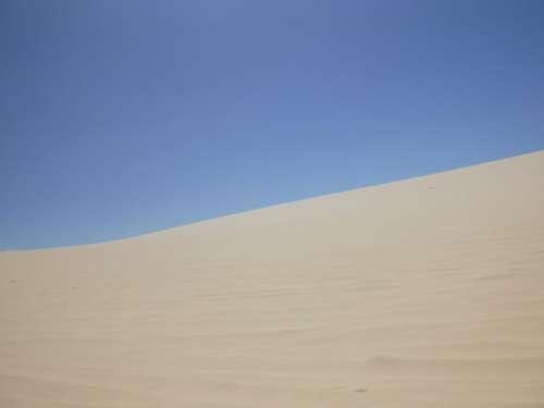 Sky Sand Horizon