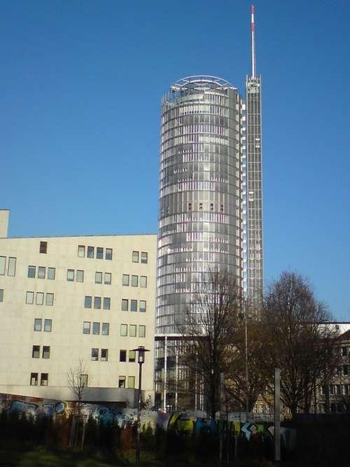 Skyscraper Aalto Theatre Building House Rwe Tower