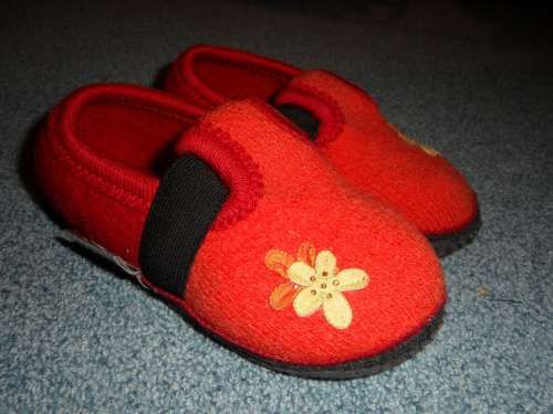 Slippers Wool Felt Felt Felt Slippers Shoes
