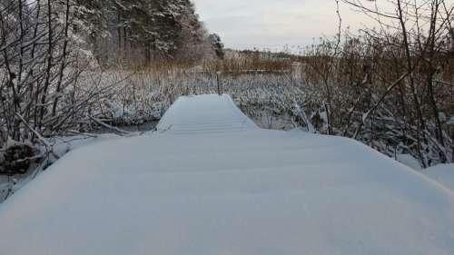 Snow Wintry