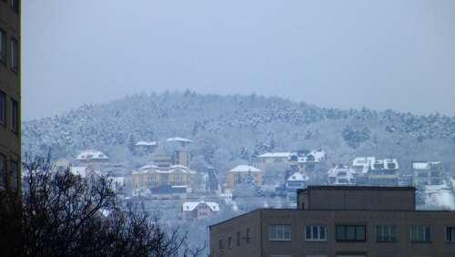 Snow Mountain Winter Budapest