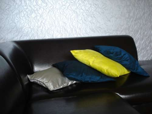Sofa Cushions Relaxation Living Room Decoration