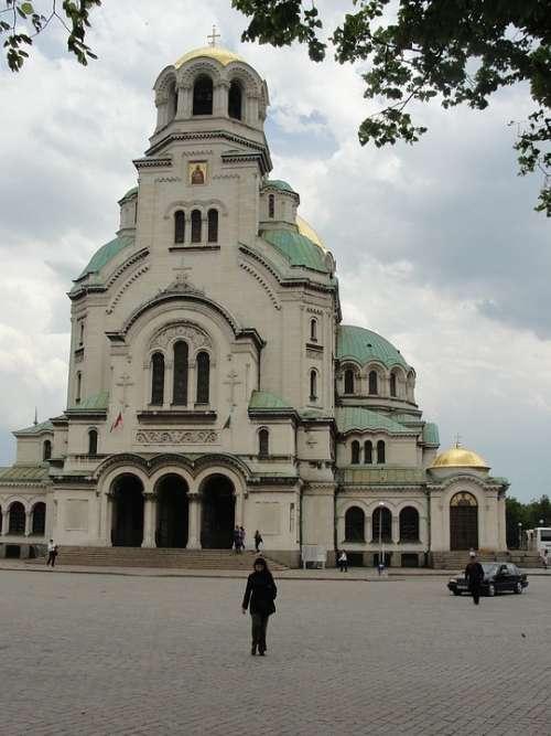 Sofia Bulgaria Basilica