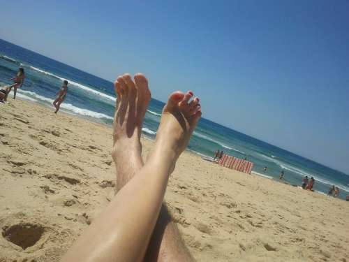 Sol Beach Love Passion Mar Holidays Sand