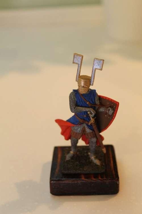 Soldier Miniature Tin