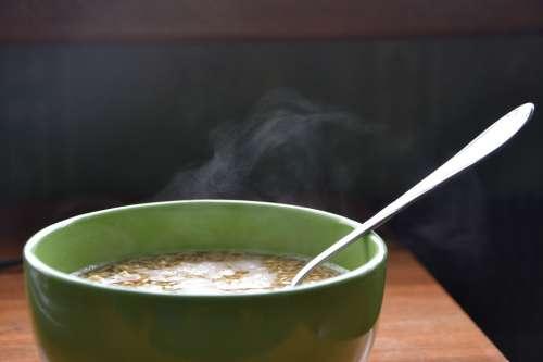 Soup Zupka Chińskaho Dinner Hot