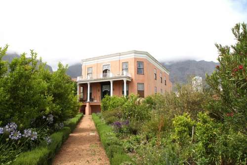 South Africa House Home Architecture Old Mansion