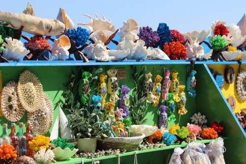 Souvenirs Greek Mediterranean Sea