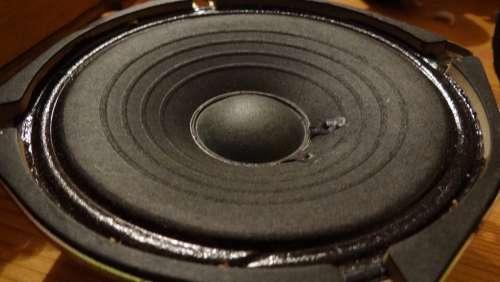 Speakers Music Sound Membrane