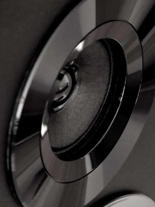 Speakers Acoustics Sound Music Playback Music