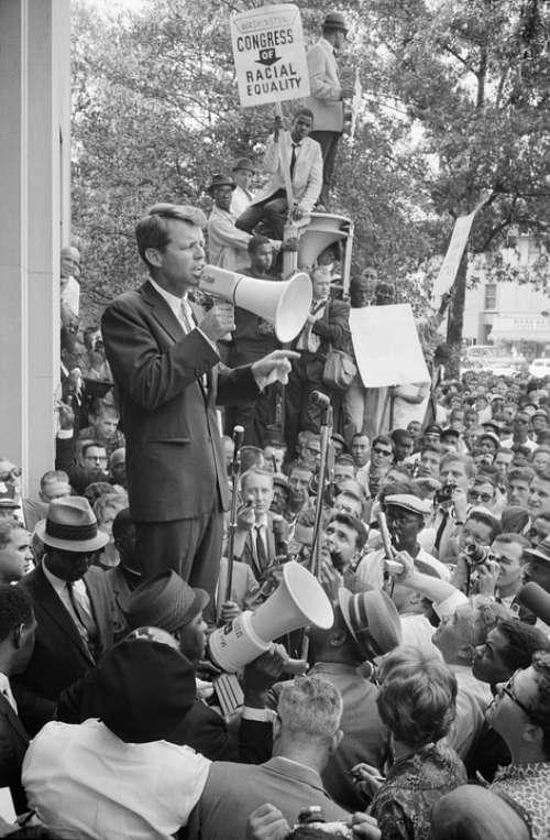 Speech Make Speech Robert Kennedy Racial Equality