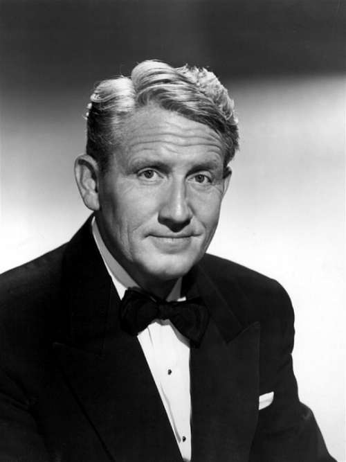Spencer Tracy Actor Vintage Movies Motion Pictures