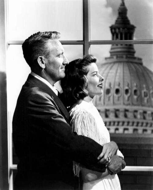 Spencer Tracy Katharine Hepburn Actor Actress