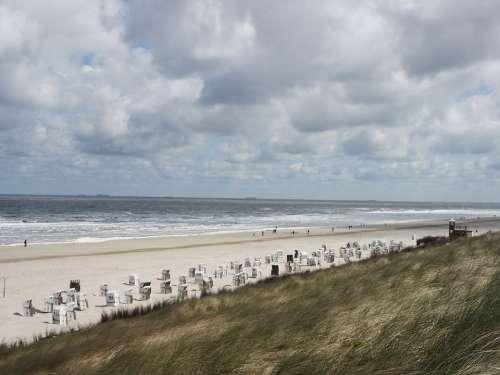 Spiekeroog Beach Coast