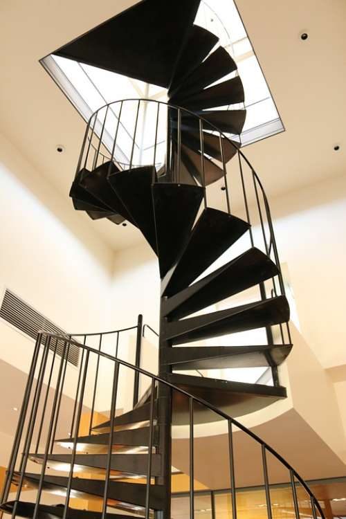 Spiral Staircase Stairs Staircase Architecture